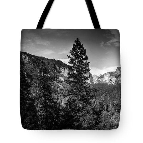 Tote Bag featuring the photograph Yosemite by Ryan Photography