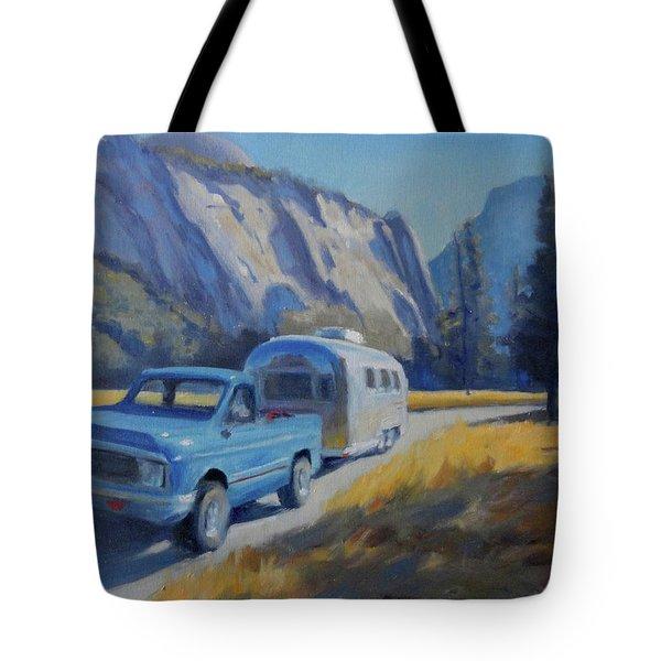 Yosemite Splendor Tote Bag