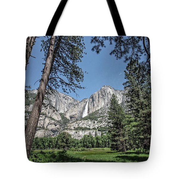Yosemite View 13 Tote Bag
