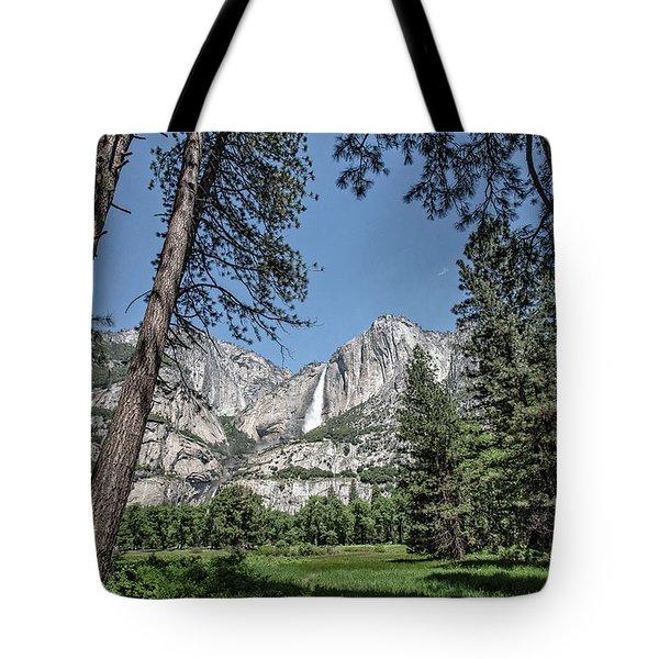 Yosemite View 13 Tote Bag