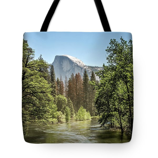 One Valley View Tote Bag