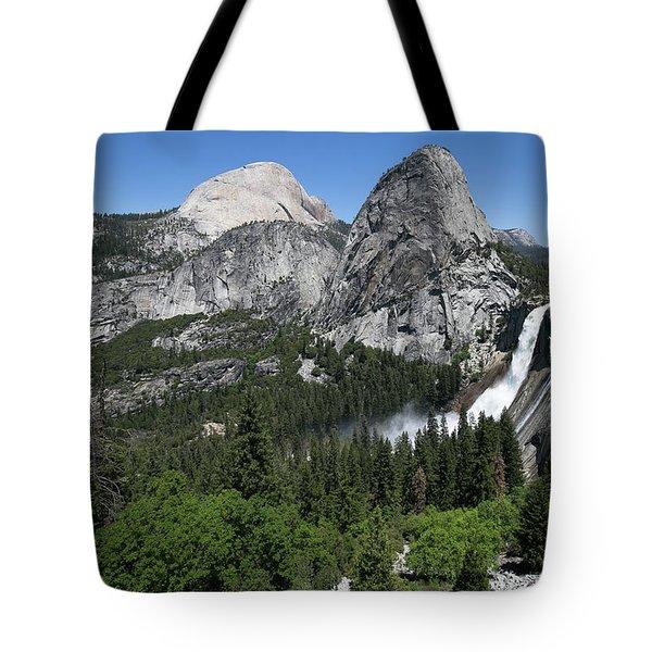 Yosemite View 30 Tote Bag