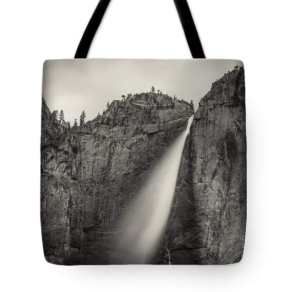 Yosemite Waterfall #2  Tote Bag