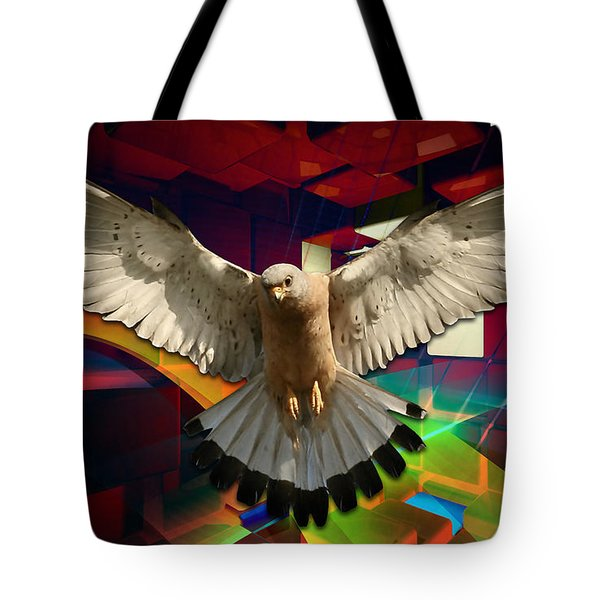 You And I Can Fly Tote Bag