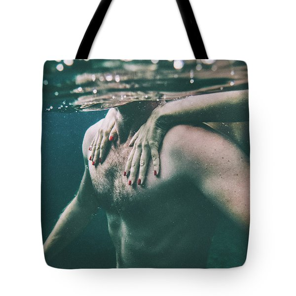 You Are Mine Tote Bag