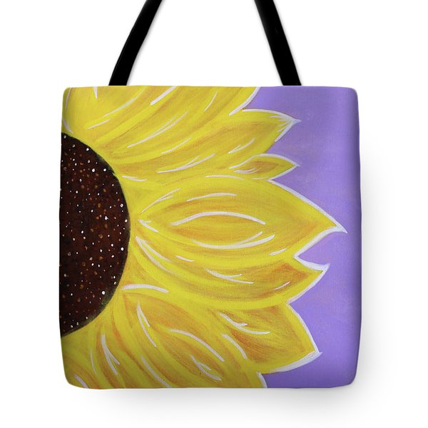 You Are My Sunshine Tote Bag by Cyrionna The Cyerial Artist
