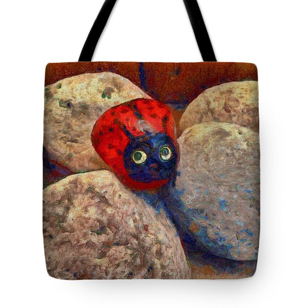 Tote Bag featuring the photograph You Are Special  by Claire Bull