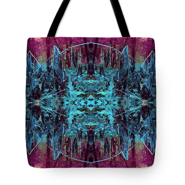 You Are The Frequency Tote Bag