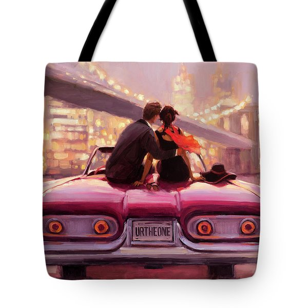 You Are The One Tote Bag