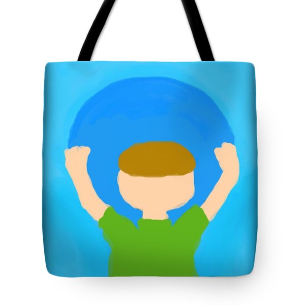 You Can Carry The Moon 101 Tote Bag