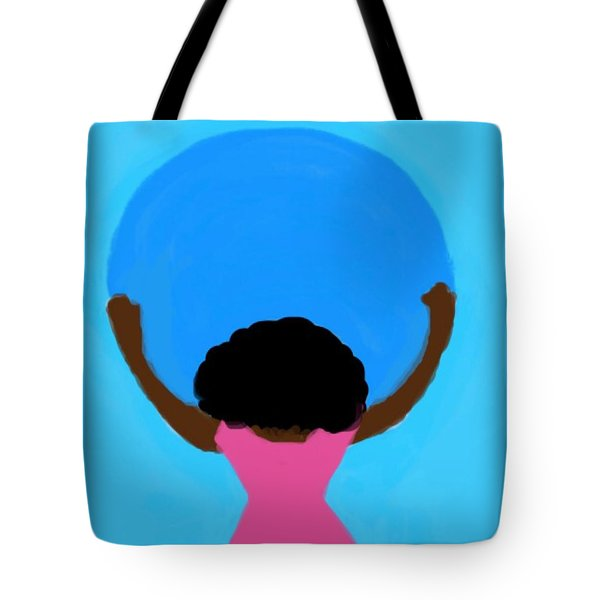You Can Carry The Moon 103 Tote Bag