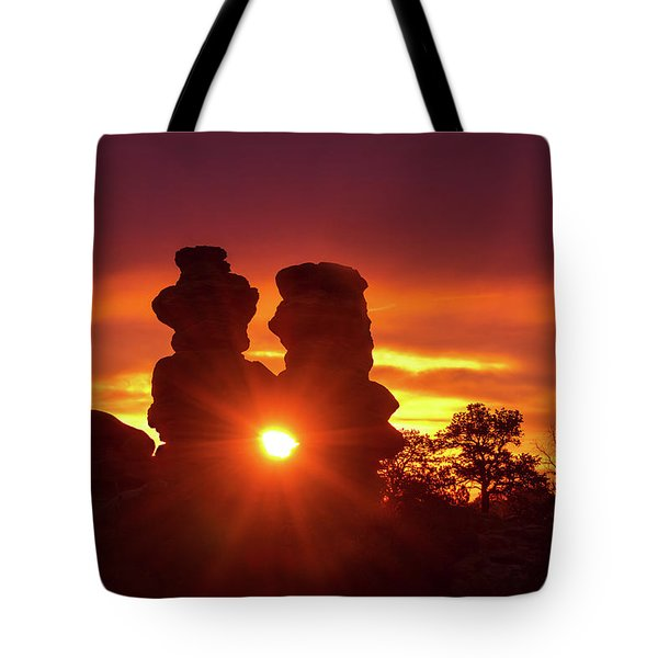 You Can Preach A Better Sermon With Your Life Than With Your Lips. Tote Bag