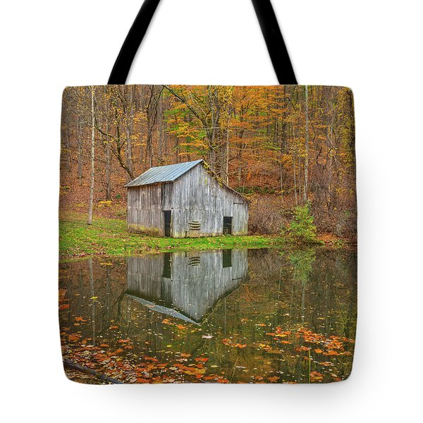 You Cannot Dream Yourself Into Character. You Must Hammer And Forge Yourself Into One.  Tote Bag