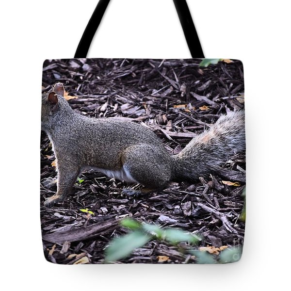 You Cant See Me Tote Bag