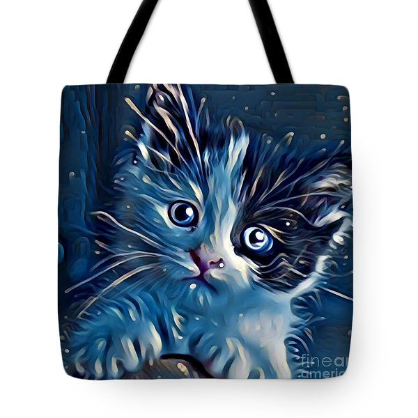 You Cuddle Wit Me  Tote Bag