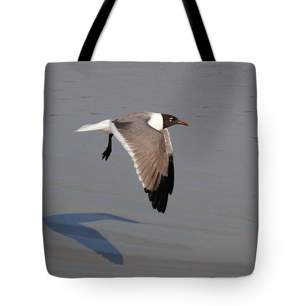You Following Me Tote Bag