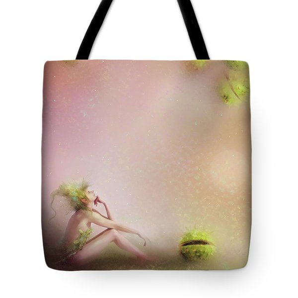 You Have To Be Fairy Patient Tote Bag
