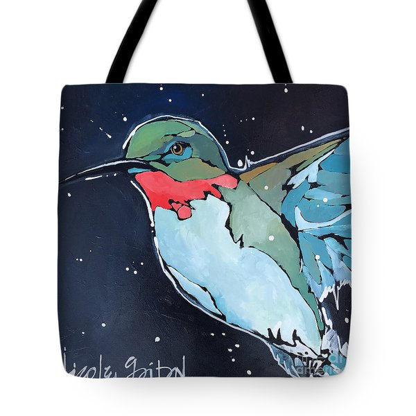 You Have To Have Heart Tote Bag