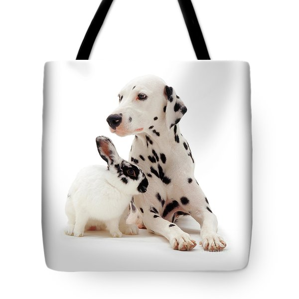 You Knocked My Spots Off Tote Bag