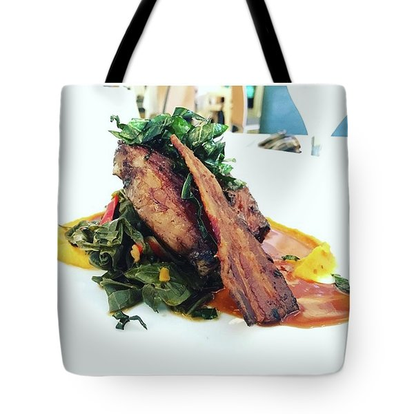 You Know You Live In A #foodie Town Tote Bag