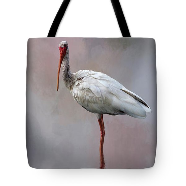 You Lookin' At Me? Tote Bag by Cyndy Doty