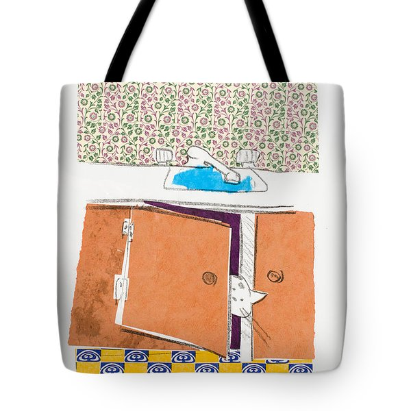 You Looking For Me Tote Bag by Leela Payne