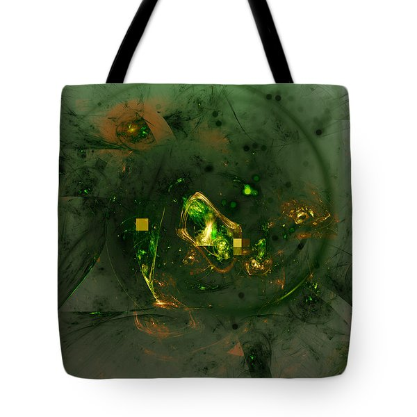 You Might Think Tote Bag