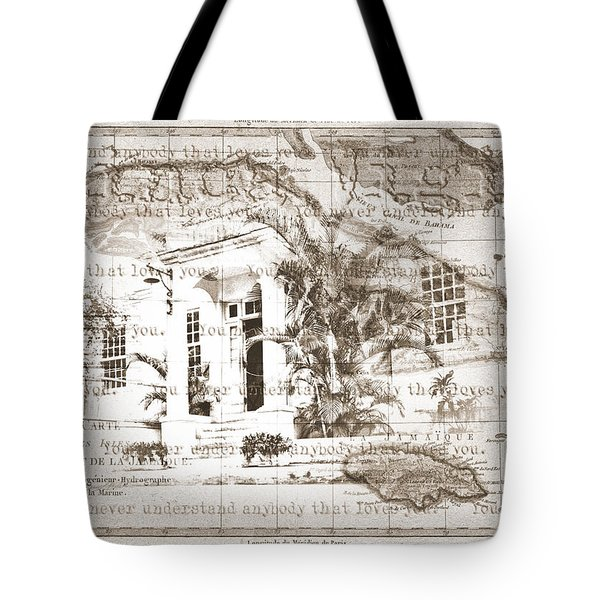 You Never Understand Tote Bag