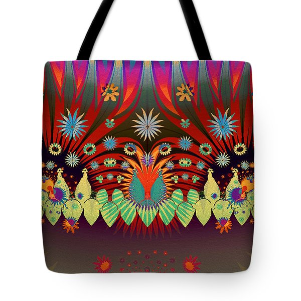 You Promised Me A Flower Garden Tote Bag