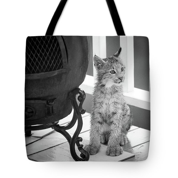 You Say Somethin Tote Bag