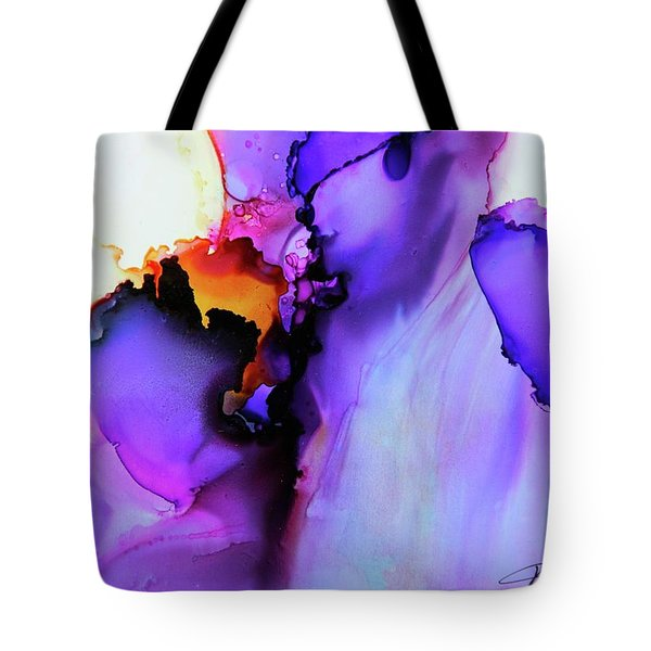 You Set My Soul On Fire Tote Bag