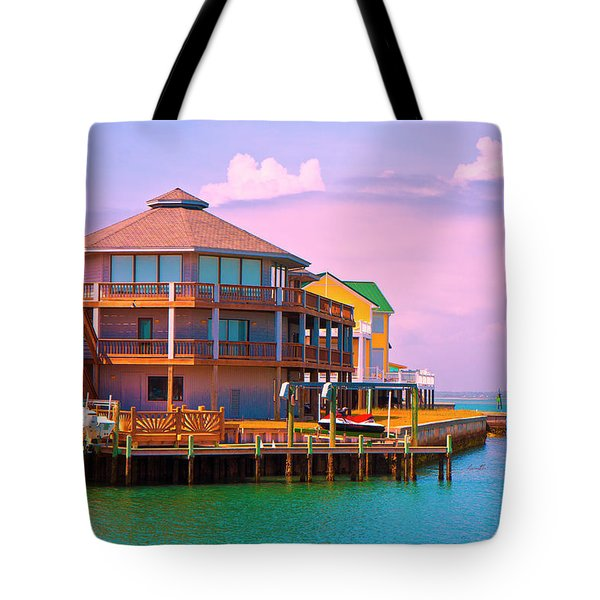 You Should See The Sunset Tote Bag by Betsy Knapp