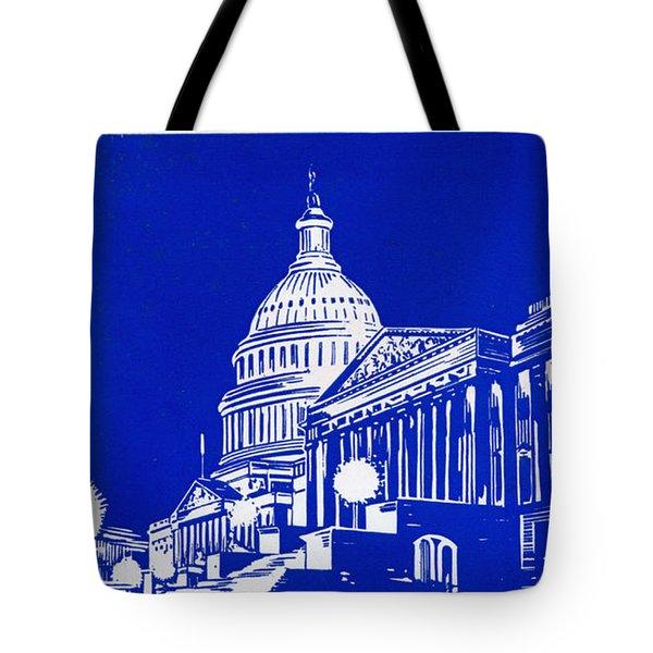 You Should See Washington Tote Bag