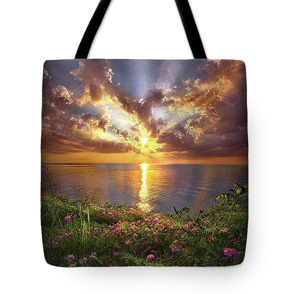 You Sing To My Spirit Tote Bag