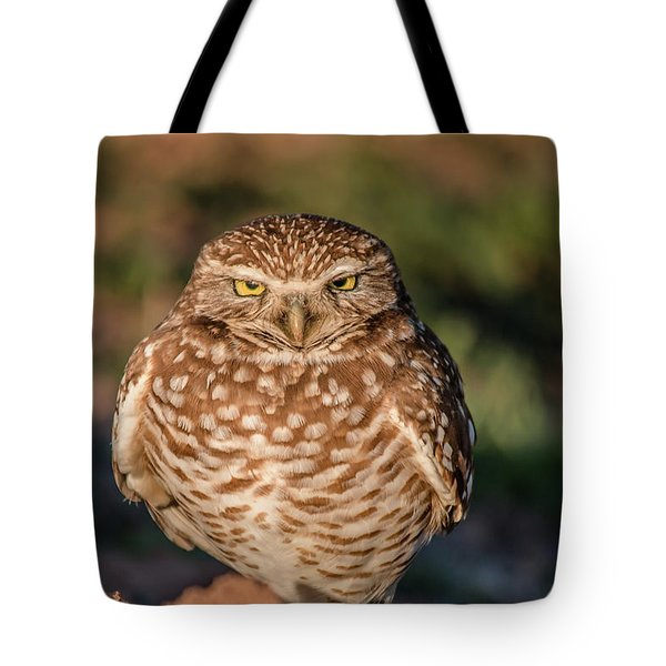 Tote Bag featuring the photograph You Woke Me Up by Teresa Wilson