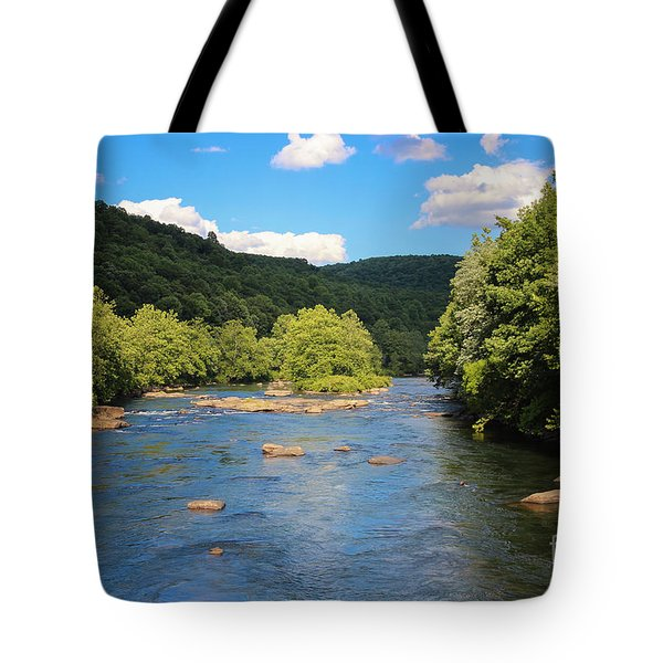 Youghiogheny River Tote Bag