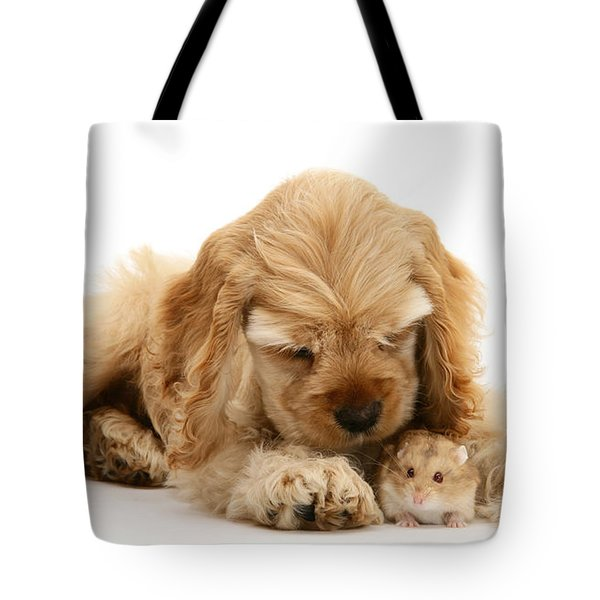 You'll Be Fine, Little Guy Tote Bag