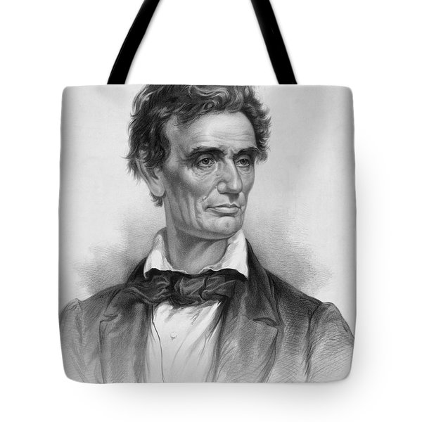 Young Abe Lincoln Tote Bag