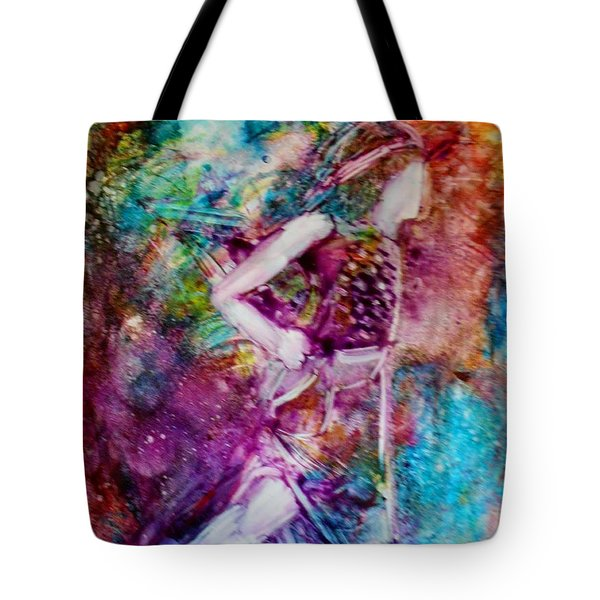 Young David Tote Bag