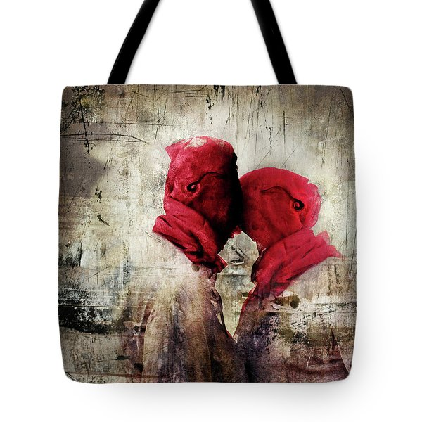 Young Lust Tote Bag
