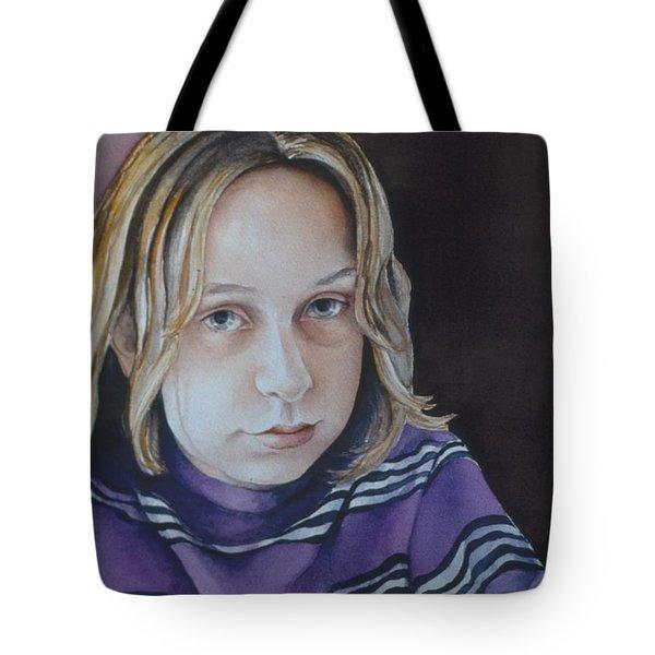 Young Mo Tote Bag