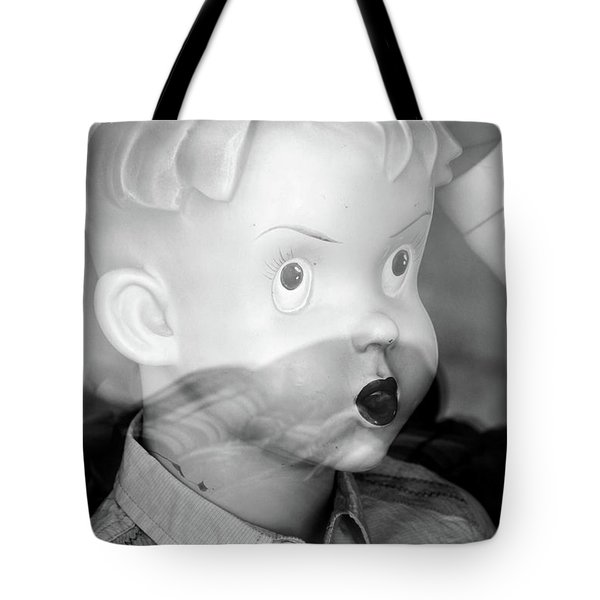 Young Willy Tote Bag