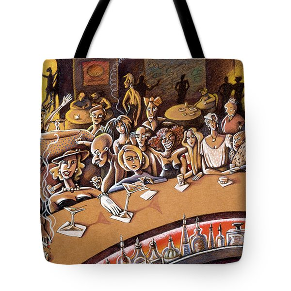 Your Bar Tote Bag