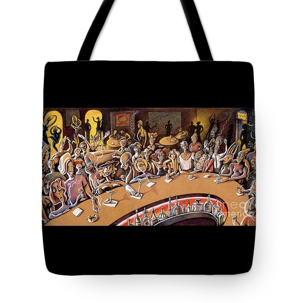 Your Bar Tote Bag