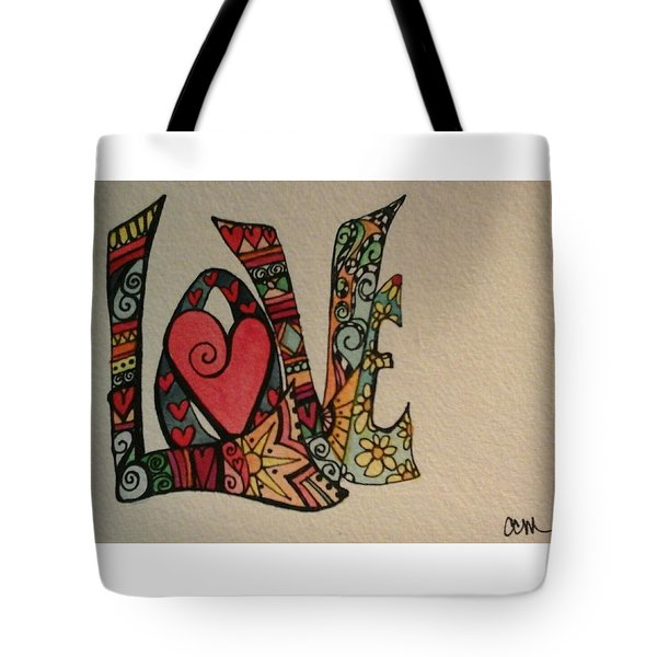 Your Big Heart Tote Bag