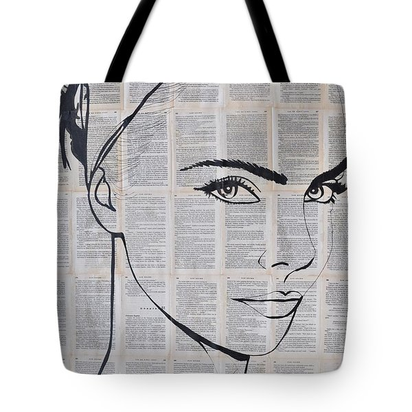Your Eyes Tote Bag