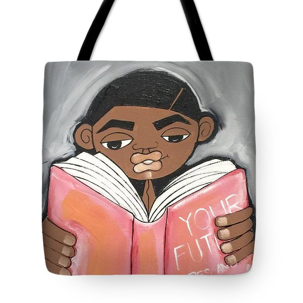 Your Future Boy Tote Bag