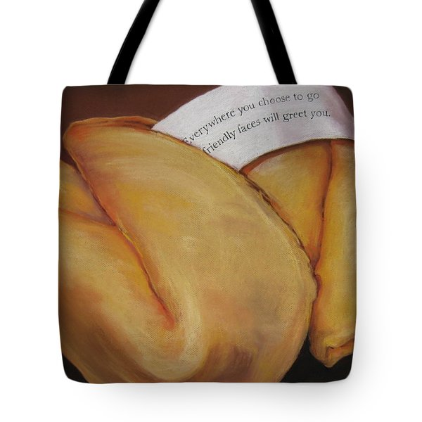 Your Good Fortune Tote Bag