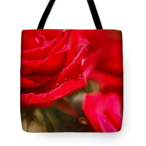 Your Love Spins Me 'round Tote Bag