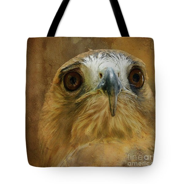 Your Majesty Tote Bag by Lois Bryan